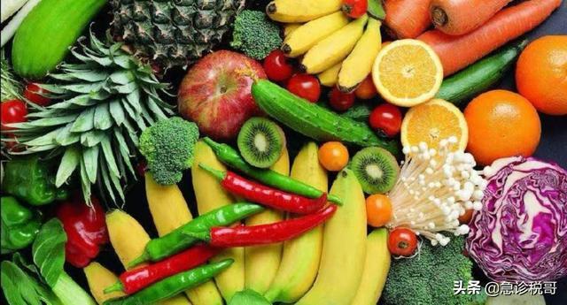 原來這7種食物可預防中風,你愛吃嗎?