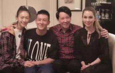 陳冠希姐姐 4 1 歲至今未婚,當照片曝光後,網友直言:這誰敢娶?