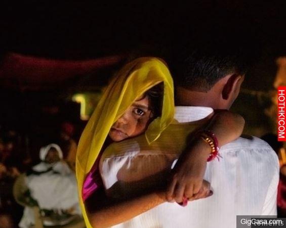 8歲女童嫁給40歲老男人,竟然在新婚夜突然身亡了,原來是她遭到「這種無恥」虐待!! ...