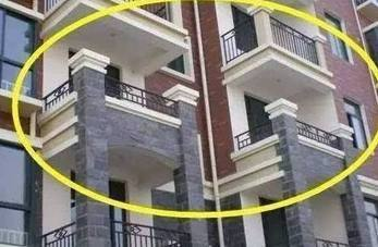 買房時,這種陽臺不要選,入住不到半年你就會後悔