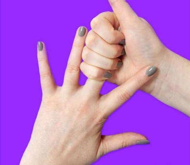 每天5分鐘,這樣握一握手指,肝好了、腎強了、不再失眠了、頭也不疼了