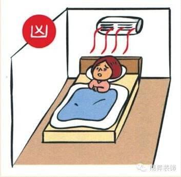 床這樣擺,會讓你百病纏身、錢財流失,快來看看床位正確擺放位置