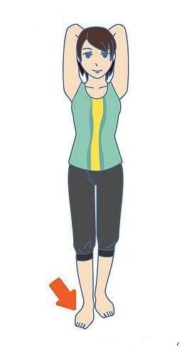 和大腹便便說拜拜,神奇的5秒瘦腹運動,一天30次,大肚腩不見了,便秘也好了