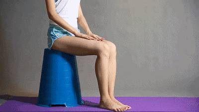 肚子肉多不用怕,每天這樣「踮腳60下」,減掉大肚子,瘦大腿,比跑步方便「輕鬆瘦」