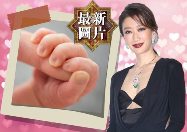 恭喜!謝霆鋒宣布謝家再添新成員,謝賢終於有孫女了,但是孩子生父不詳!