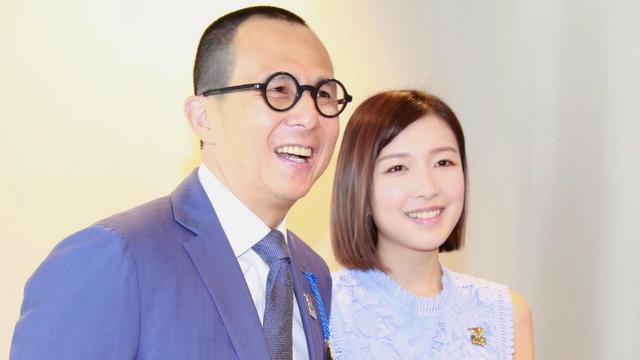 李澤楷罕見攜26歲女友亮相,郭嘉文當「千億媳婦」指日可待!