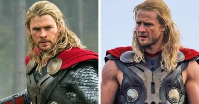 活在明星背後的「替身演員」,你能分清哪個是本人哪個是替身嗎?