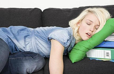若睡覺時常有4種表現,可能體內血脂較高,早知早好