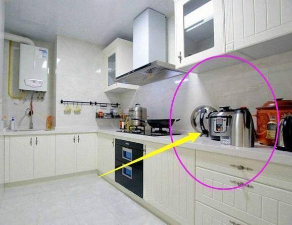 廚房萬萬別放這三樣東西,隨便中一樣,再富裕也會越住也窮 !