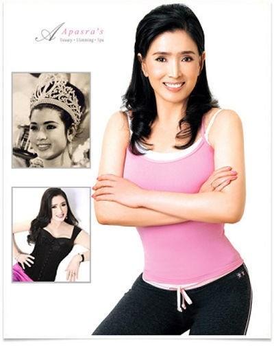 泰國67歲環球小姐仍擁30歲容貌,教你每天早上一杯水,讓你越來越年輕
