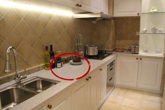 一個人在家這幾天,把廚房這樣收拾一通,媽媽回來看到都不敢相信