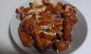 媽媽做的豉油雞, 好吃不油膩,還特下飯。正宗豉油雞的做法在這裡,做好這一步就好吃。。。。