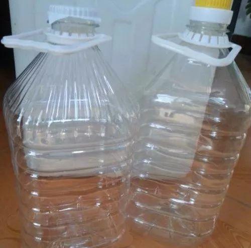 花生油桶別扔,切2刀放冰箱,空間立馬增大5倍