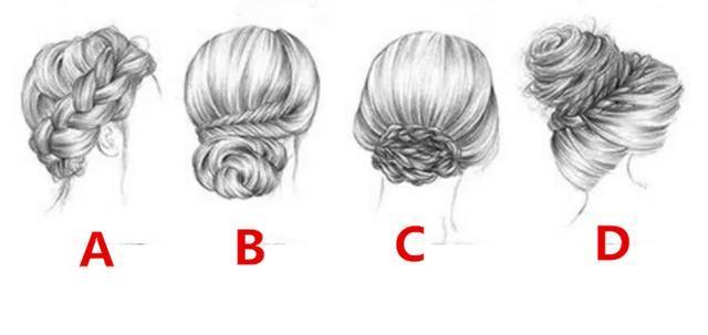 超準心理測試:你看哪個髮型最顯氣質?看看你身上具有什麼氣質!