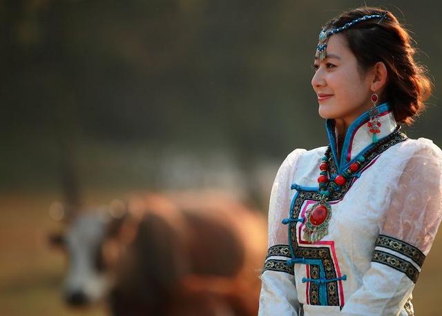 真正的「蒙古女人」長這樣,讓男人都搶著移民