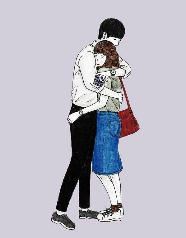 男人愛你愛瘋了,會出現這5種表現!