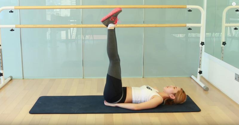韓妹大推「 宅女運動 」! 每日6分鐘 躺著都能瘦