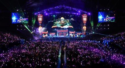 曾經火爆的明星,過氣之後太慘淡,舉辦演唱會無人看,太慘淡!