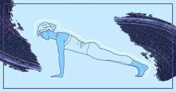 每天堅持10個動作瘦全身,塑造好身材