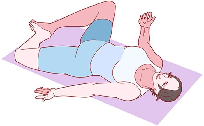 有做才有效!睡前「2分鐘骨盆操」消除一整天疲勞、晚上超好睡