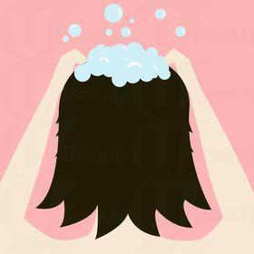 洗頭時要注意泡沫要適量