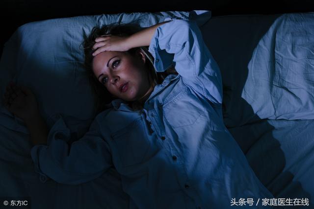 長期缺覺,你的身體慢慢會發生4個變化,還在熬夜的你該看看