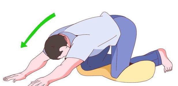 十分鐘跪膝按摩,緩解膝關僵硬和不適,試過都說好!