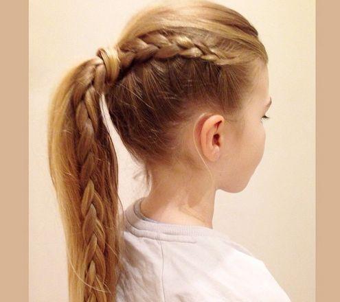 家有女兒的,別再給孩子紮這3種頭髮了,對孩子傷害很大,別不在意!