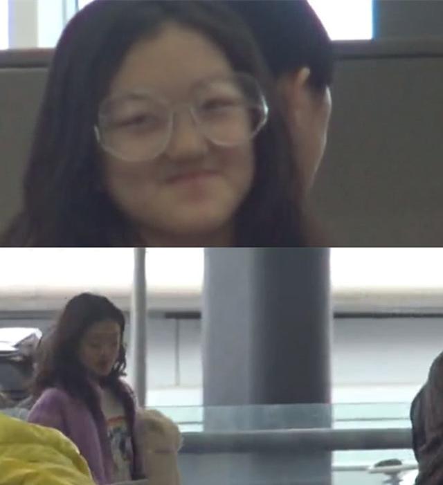 王菲罕見攜女兒香港血拚,李嫣笑成一朵花,兔唇缺陷已消失