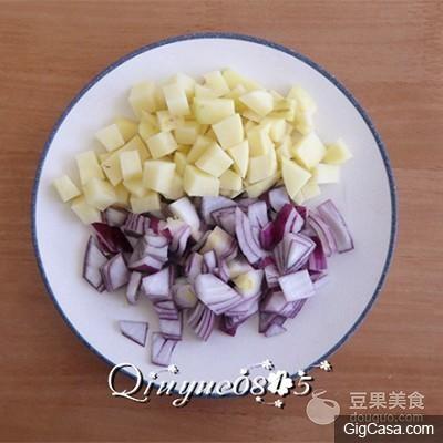 西式馬鈴薯玉米濃湯