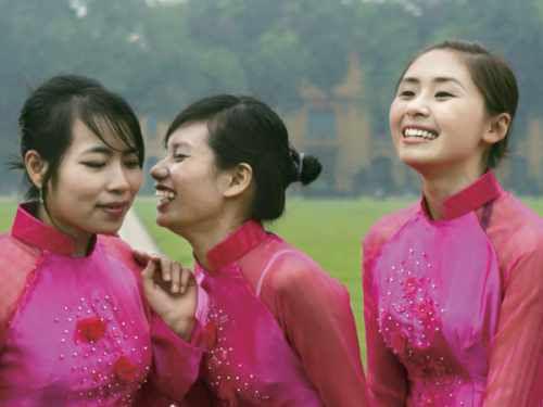 越南女人身上隱藏著的秘密!難怪男人都上癮!