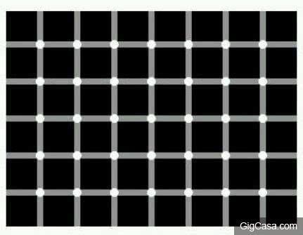你眼睛有毛病!6張看完保證你不敢相信自己的眼睛所見的詭異「錯覺圖」!