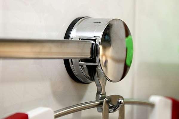 家裡的吸盤掛鉤老是黏不住?教你「4個」小方法,讓它黏得更牢固吧!