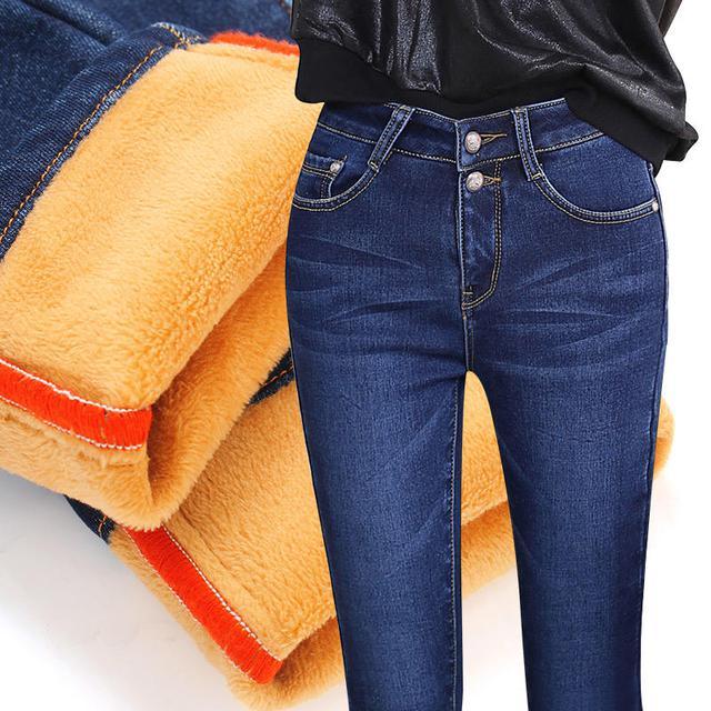 一個女人穿小腳褲好不好看,和這些有很大的關係!