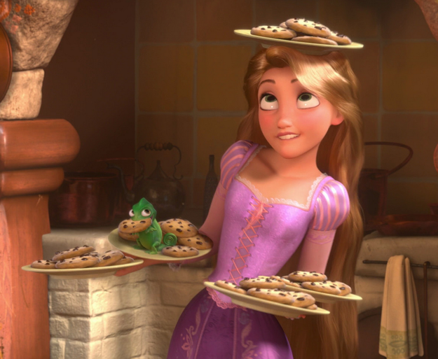 Rapunzel's Cookies from Tangled