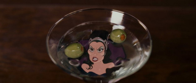 The Martini from Enchanted