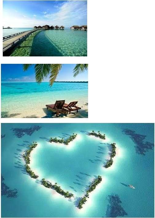 此生必去10 大島嶼,你去過幾個?超美!值得一去