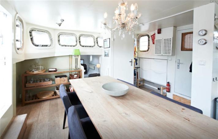 此生必訪!10個世界各地的特色夢幻民宿~粉紅蒙古包、坐擁運河美景的船屋超特別的....