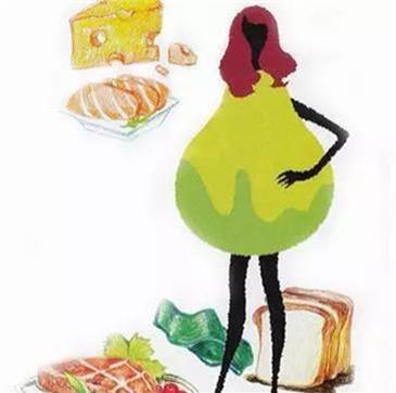 你以為吃得少就能瘦?太天真了!不照體型吃是沒用的!「梨型」的女人要這樣減…