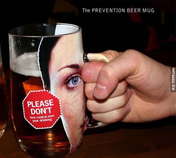34.) 喝酒時不要失去控製。<BR><BR>