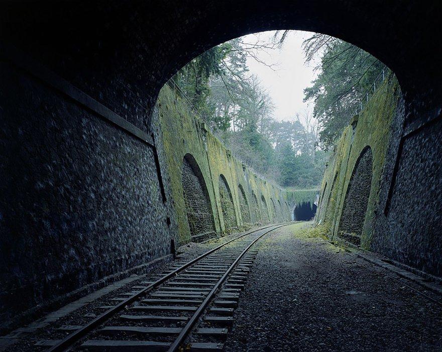 廢棄的160歲鐵路,巴黎