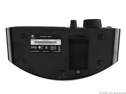The battery compartment of a radio is a great place to hide valuables.