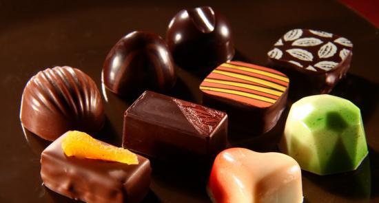 胃痛-巧克力