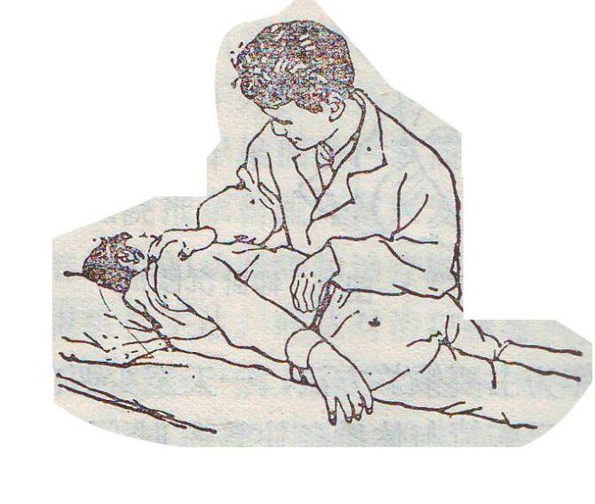 「腰椎間盤突出」怎麼治?一個最簡單不花錢的方法,送給需要的人!真的有奇效哦~