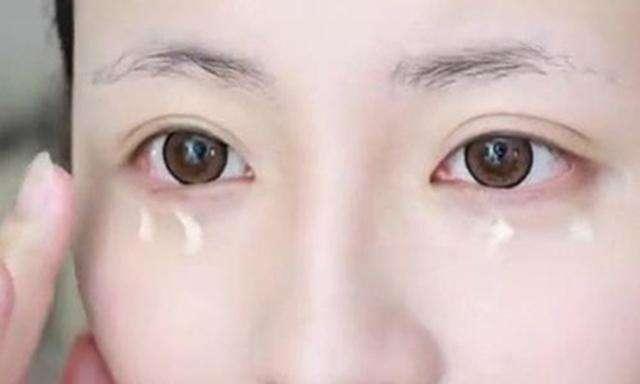 眼霜是早上用還是早晚都得用?很多人都做錯了,眼霜再貴也是浪費!
